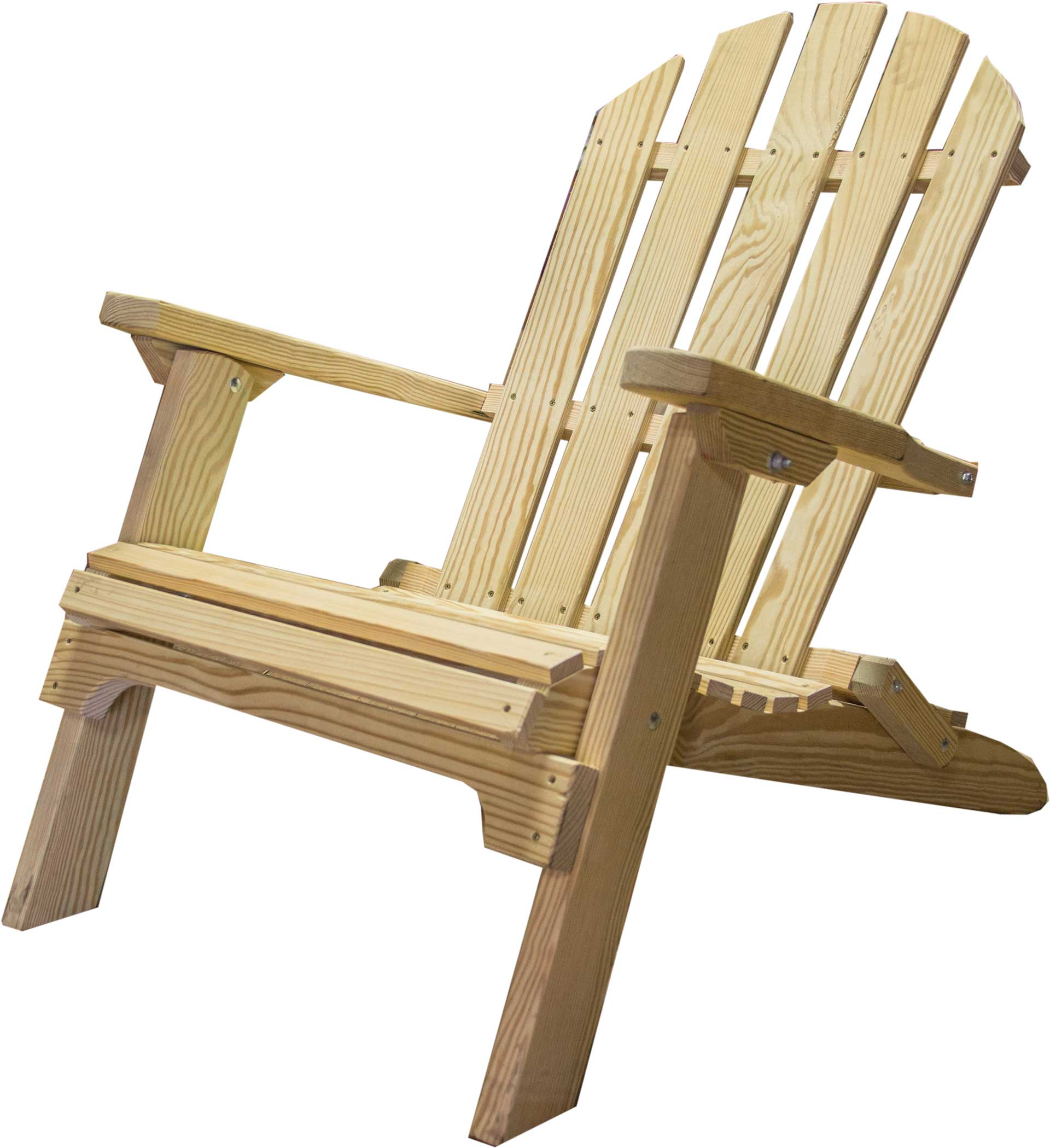 Folding Adirondack Chair – Bailey Spencer Hardware Store & Bailey